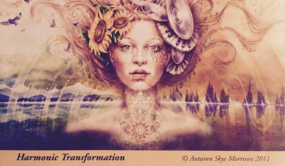 harmonictransformation